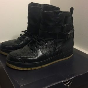 Nike Special Force, Air Force One